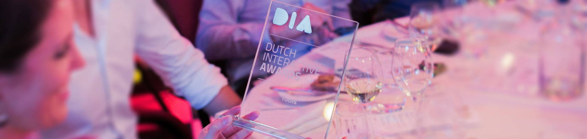 Resono wins Dutch Interactive Award!